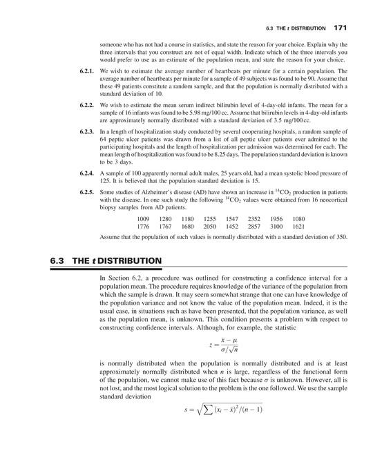 Biostatistics Neus 444 Textbook Page 180 181 Created With