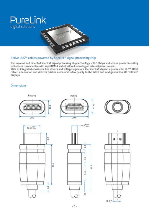 PureLink GmbH - ULS-product-information_V1_EN - Page 8-9