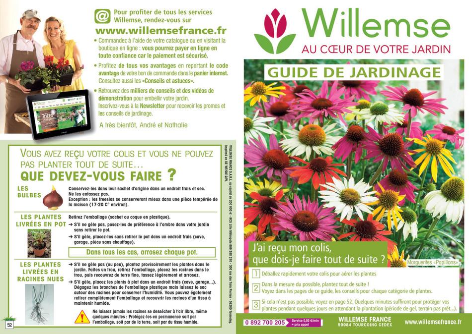 Www Willemsefrance Fr le guide du jardinage - willemse france