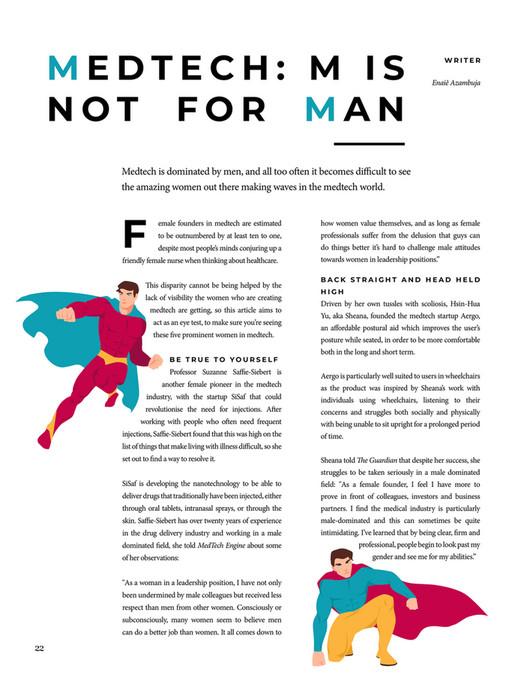 Startups Magazine - Startups Magazine 3 - Page 20-21 - Created with