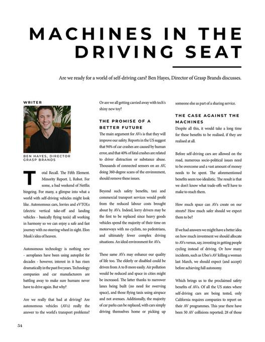 Startups Magazine - Startups Magazine Issue 4 - Page 54-55