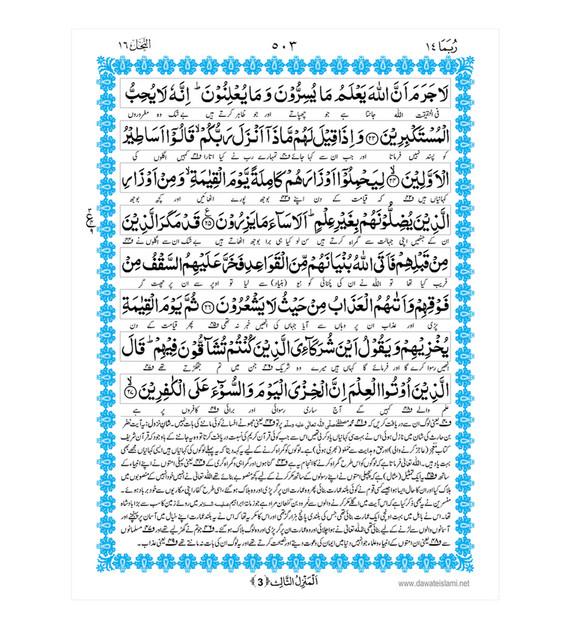 Quran Kanzul Iman Pdf