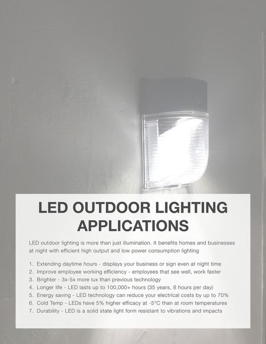 Poli Led Distributor Outdoor Lighting Catalog Page 1 Created With Publitas