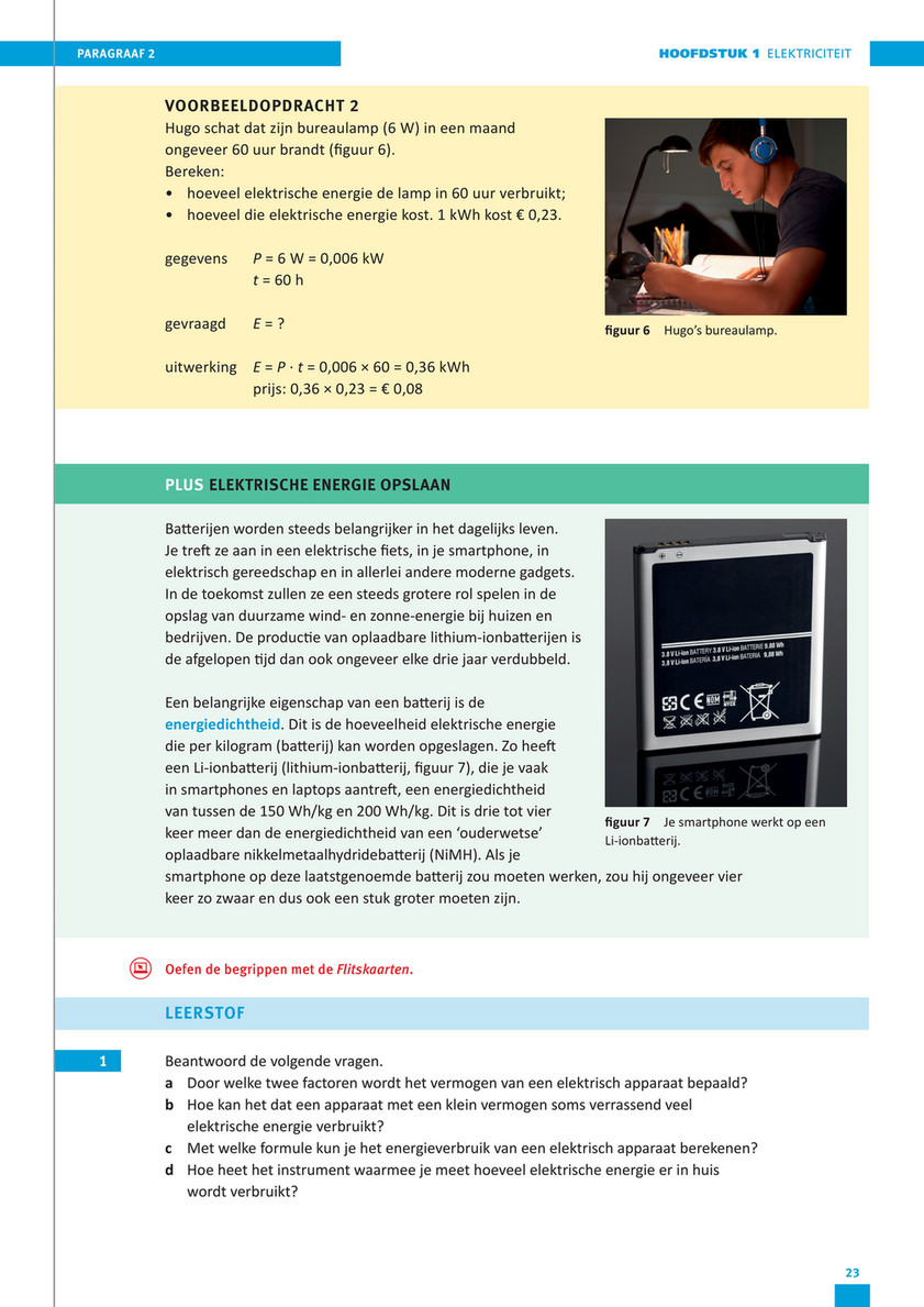 Malmberg Nova Natuurkunde Max Leeropdrachtenboek A 3 Havo Pagina 24 25