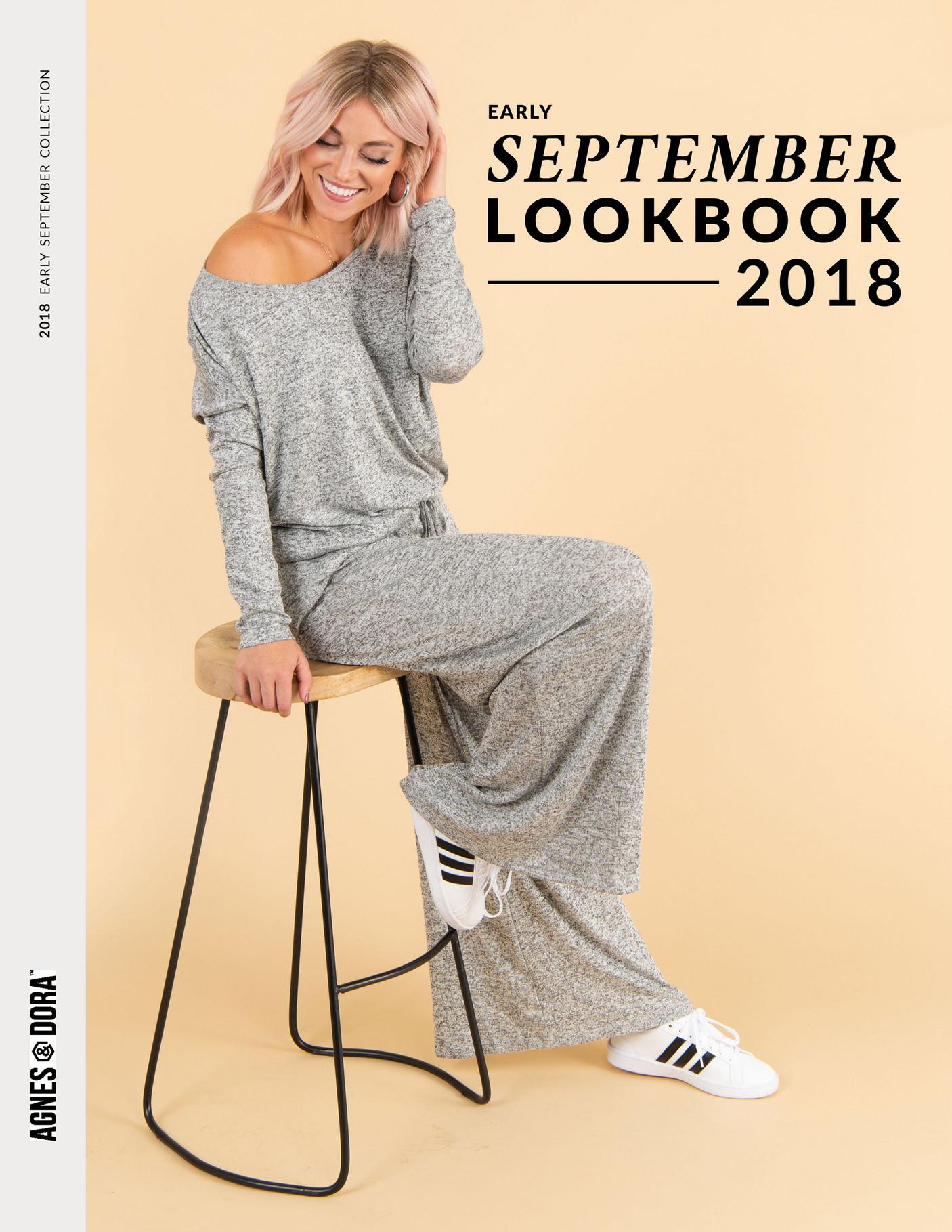 Sensational Agnes Dora 2018 09 Early September Lookbook Page 1 Gamerscity Chair Design For Home Gamerscityorg