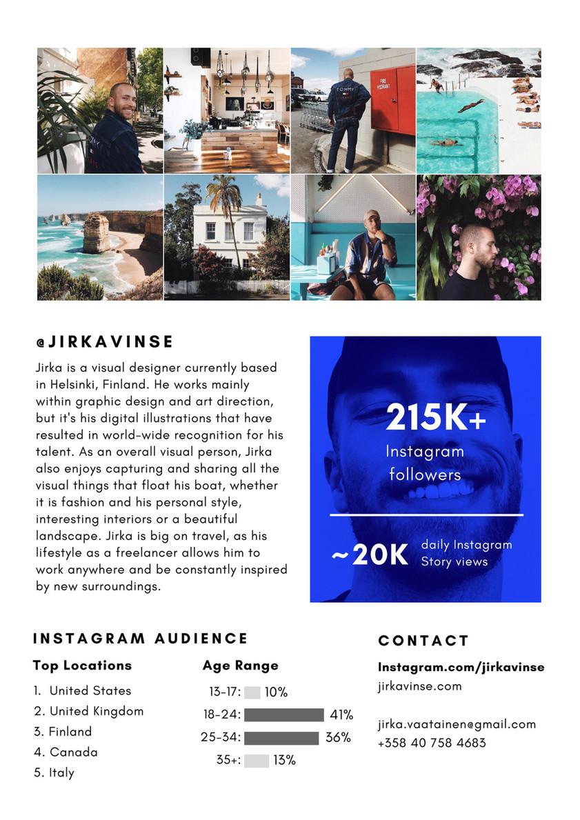 My publications - Jirkavinse Media Kit - Page 2 - Created
