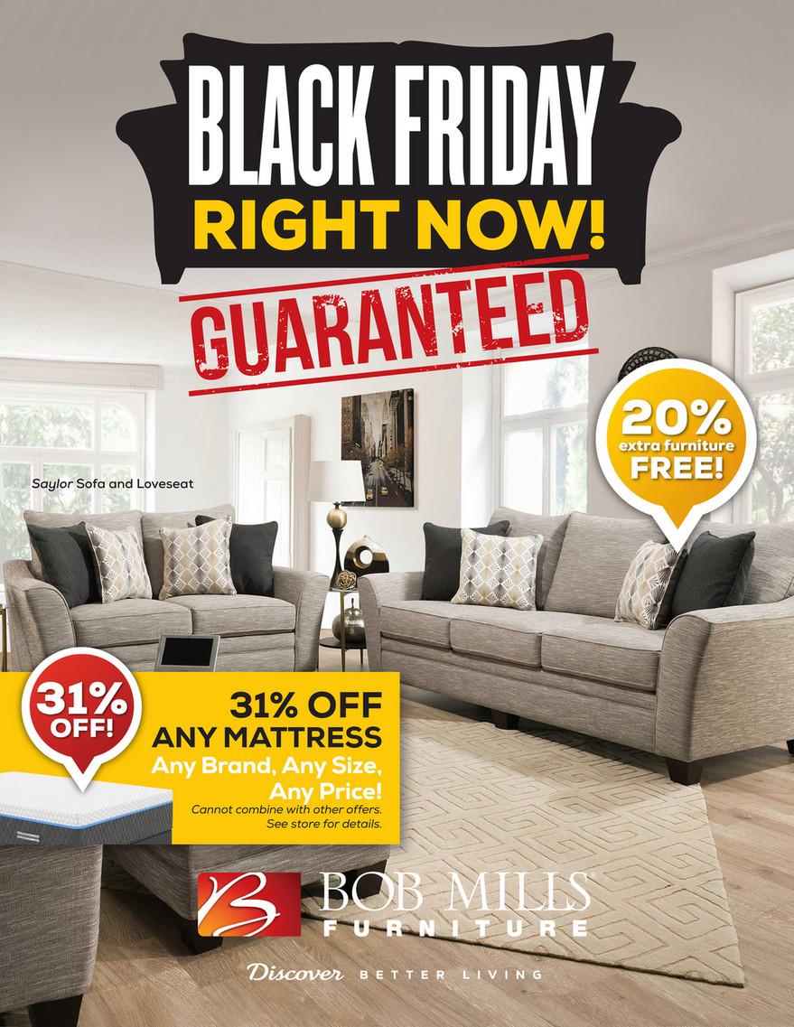 Bob Mills Furniture Black Friday Deals 2020 Page 1