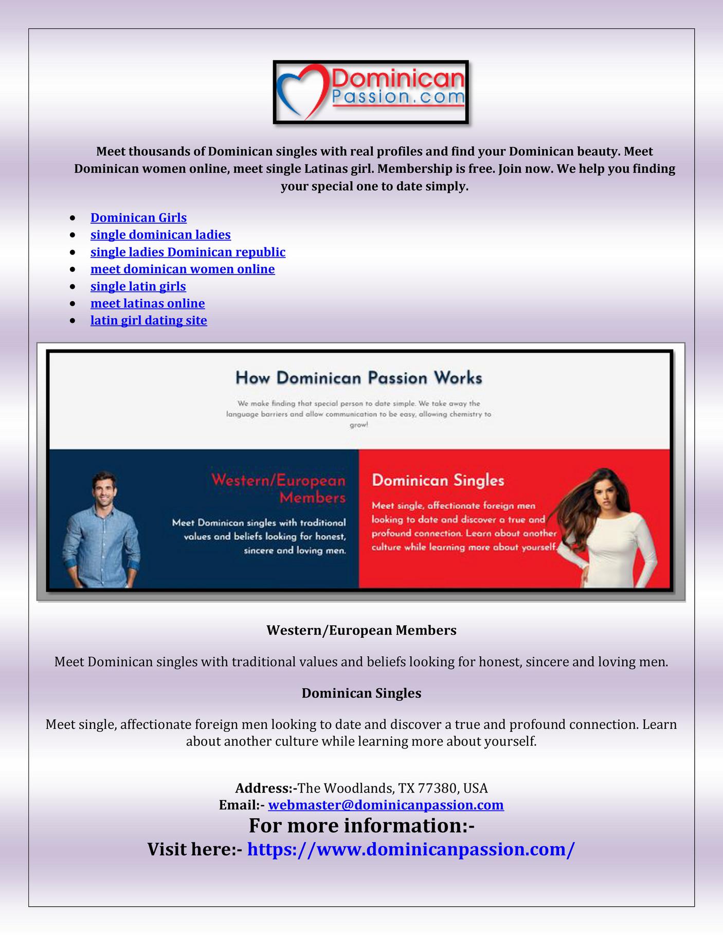 seo - meet single latinas - Page 1 - Created with Publitas com