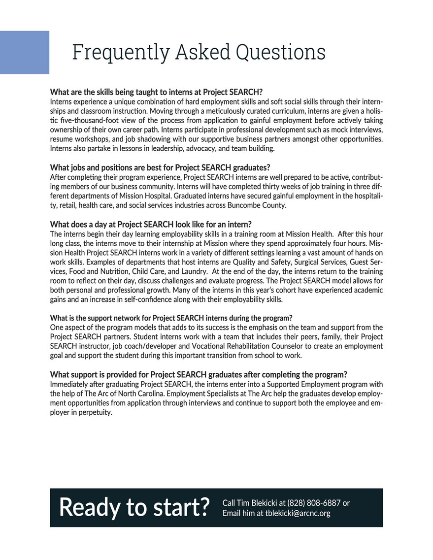 Project Search in Asheville NC - Page 3 - Created with Publitas com