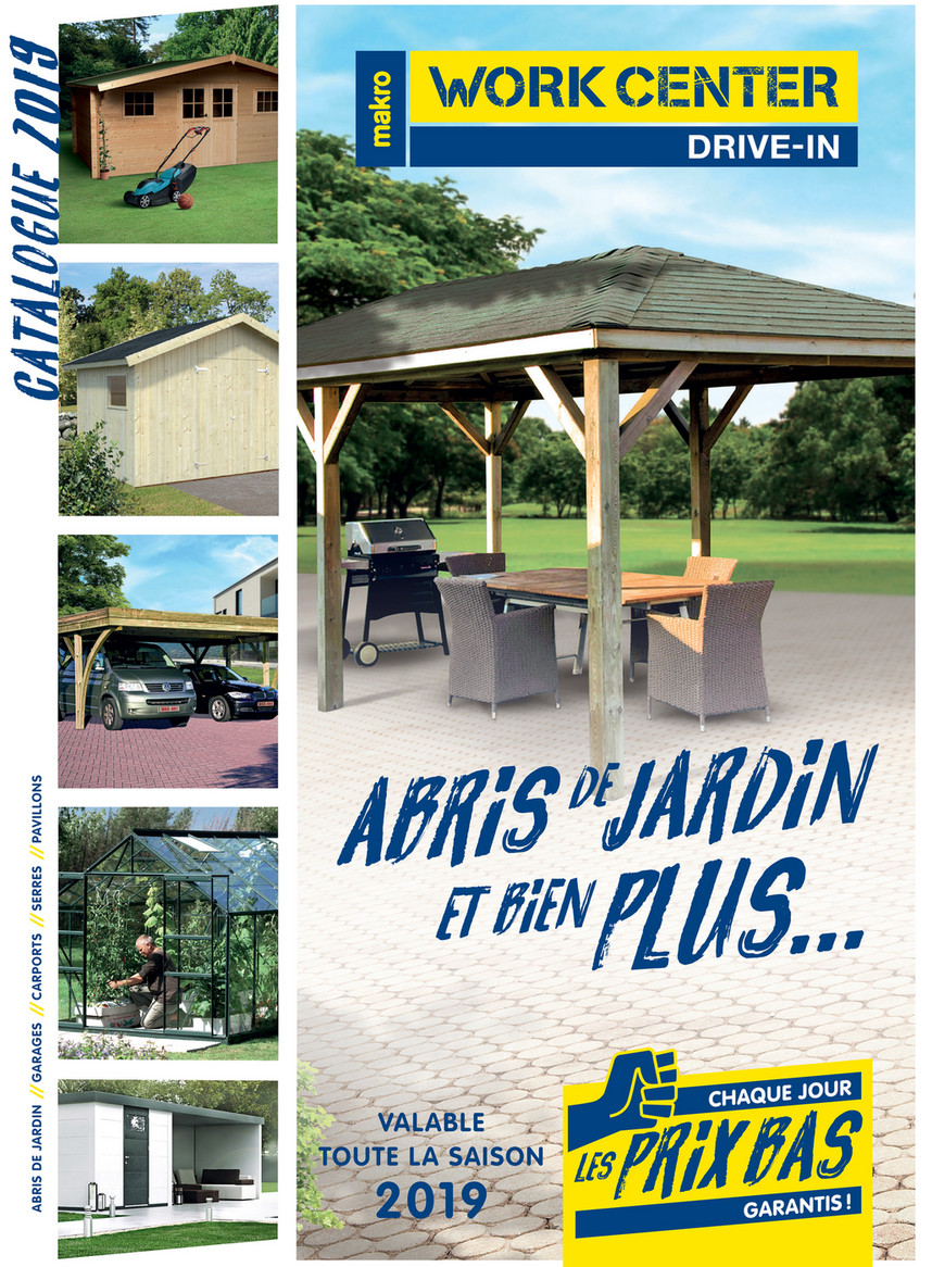 DIY-Garden - makro-belgique-fr-abris-de-jardin-2019 - Page 1 ...
