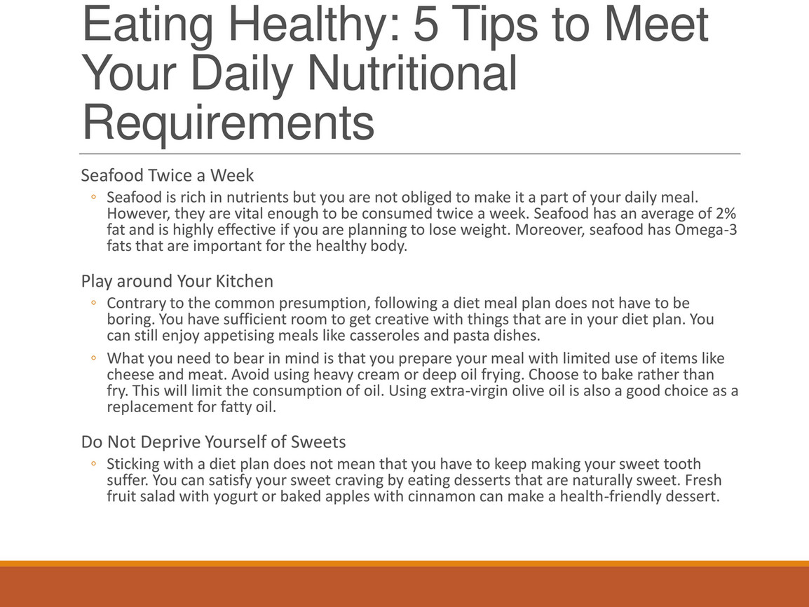 Healthy Meal Plans Healthy Eating Tips Page 1 Created With Publitas Com