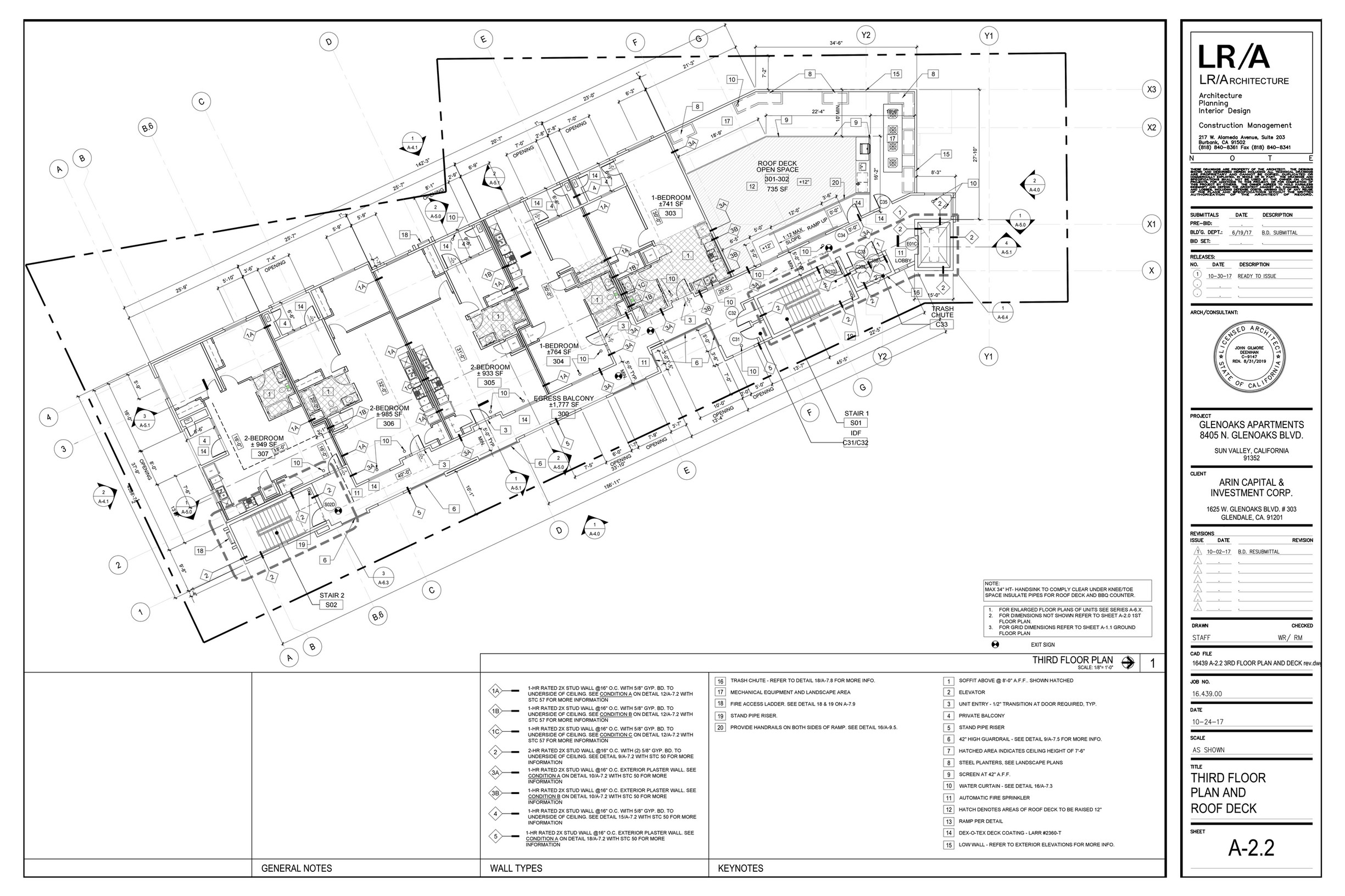 Arin Capital 16439 A 2 2 3rd Floor Plans Page 1 Created With Publitas Com