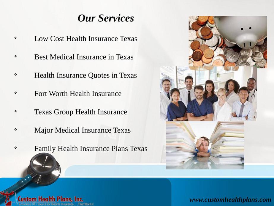 Richard J  Monello - Affordable Health Insurance in Texas
