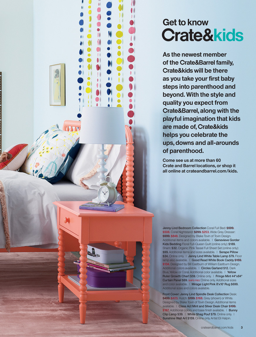 Superb Crate Kids August Catalog 2018 Page 2 3 Gmtry Best Dining Table And Chair Ideas Images Gmtryco