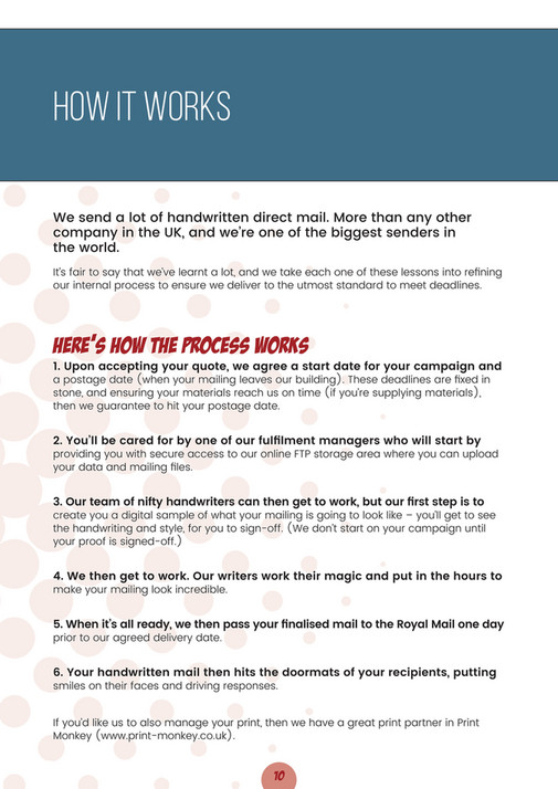 GoLocalise - Scribble Mail Brochure - Page 10-11 - Created with
