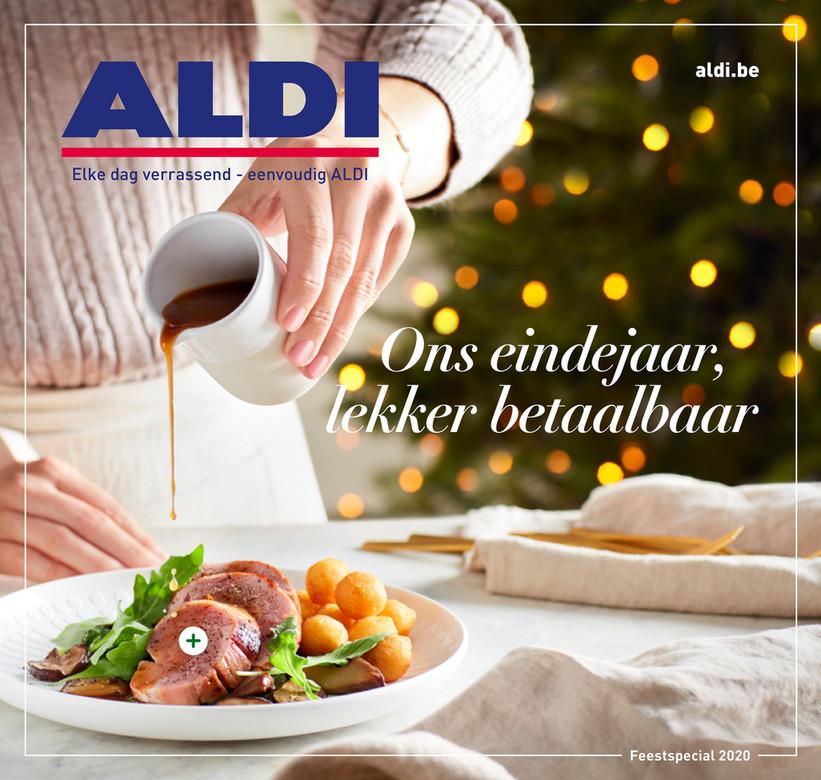 Aldi folder van 01/12/2020 tot 05/12/2020 - Magazine week 49