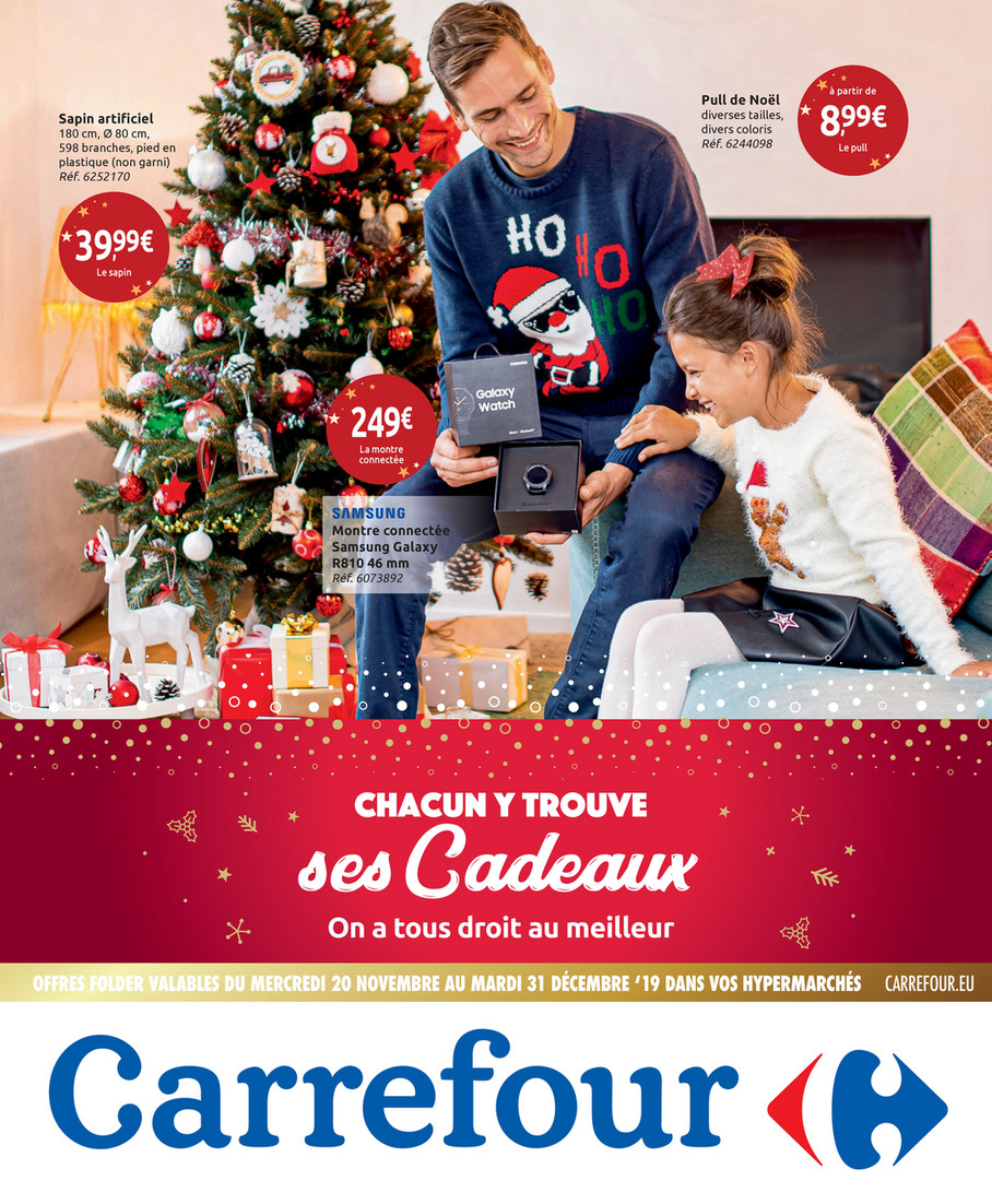 Folder Carrefour Du 20112019 Au 31122019 Promotions De