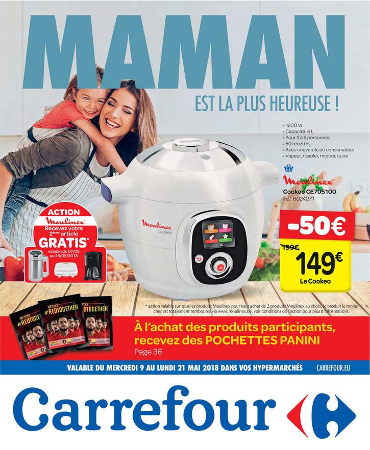 Folder Carrefour du 09/05/2018 au 21/05/2018 - Fête des mères.pdf