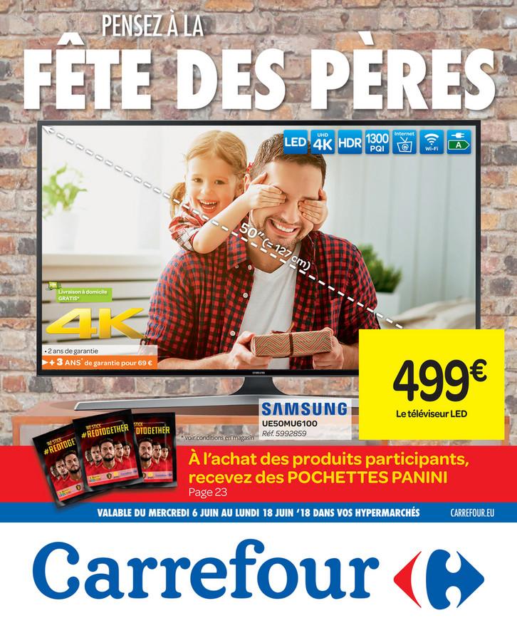 Folder Carrefour du 06/06/2018 au 18/06/2018 - Carrefour Hyper nl midden mei FR.pdf