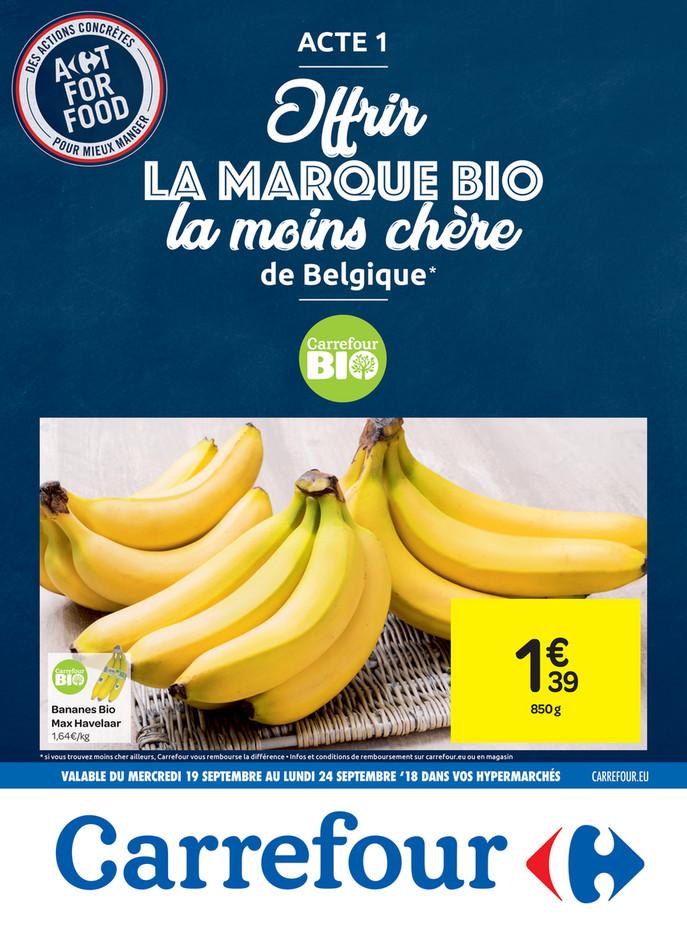 Folder Carrefour du 19/09/2018 au 24/09/2018 - Promotions bio.pdf