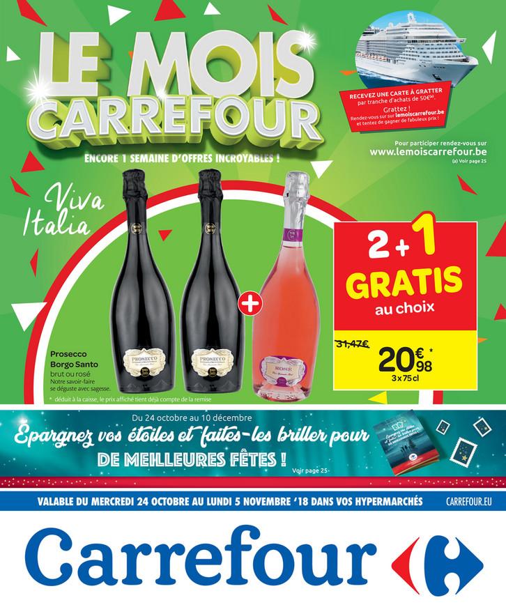Folder Carrefour du 24/10/2018 au 05/11/2018 - Carrefour fr octobre.pdf