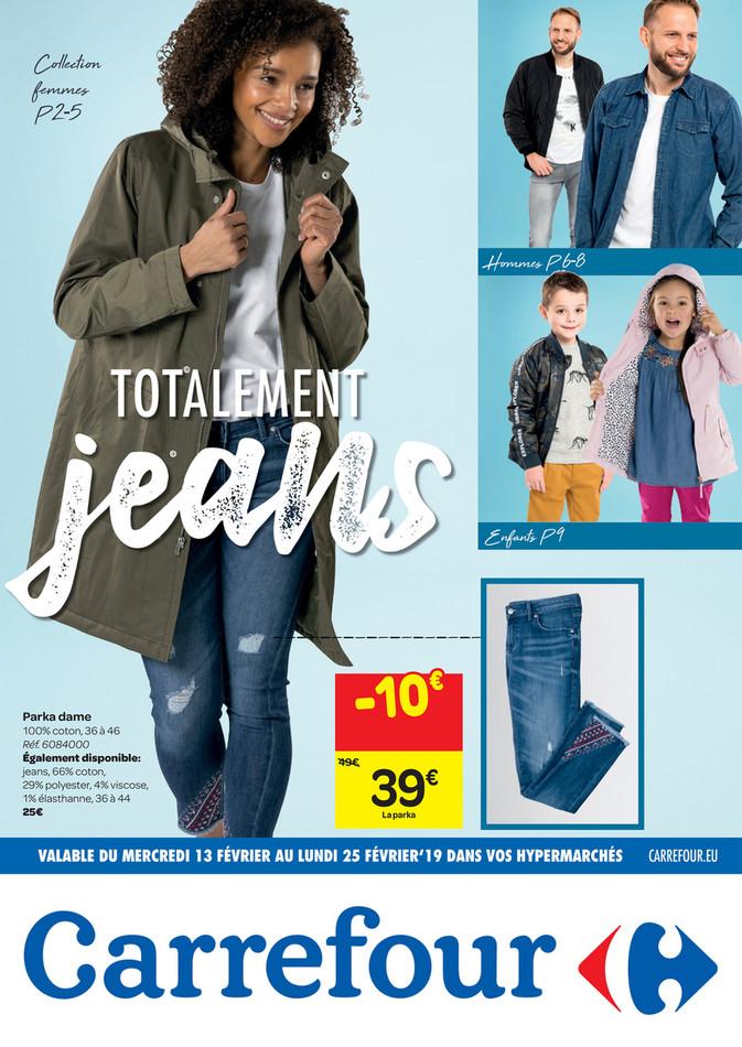 Folder Carrefour du 13/02/2019 au 25/02/2019 - Promotions de la semaine 7a