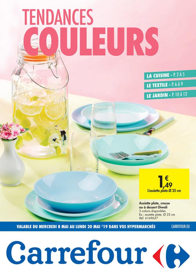Folder Carrefour du 08/05/2019 au 20/05/2019 - Promotions de la semaine 19a