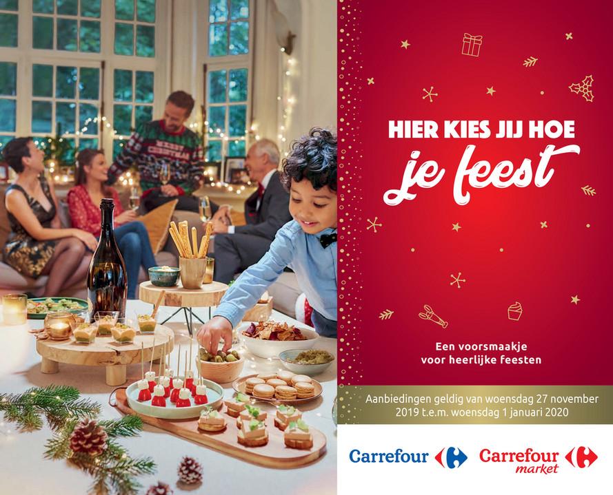 Carrefour folder van 27/11/2019 tot 01/01/2020 - Feesten