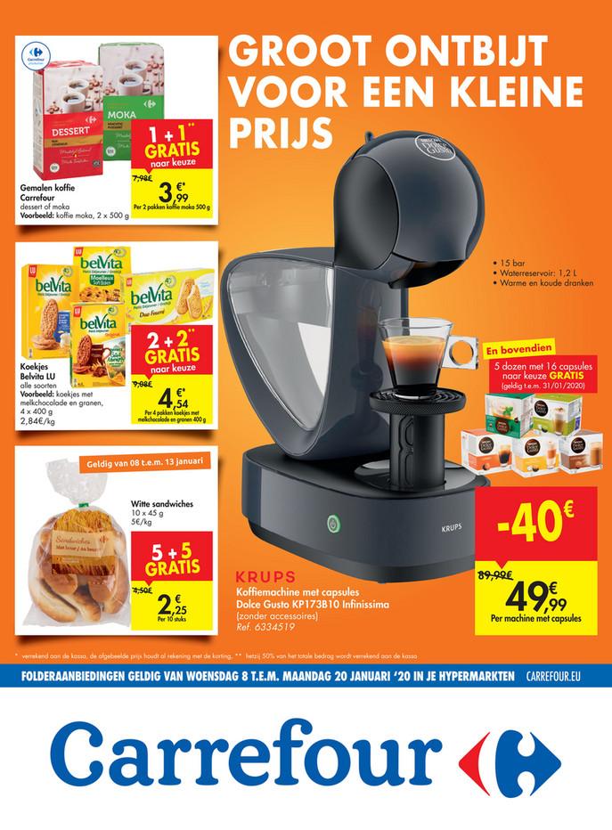 Carrefour folder van 08/01/2020 tot 20/01/2020 - Weekpromoties 2