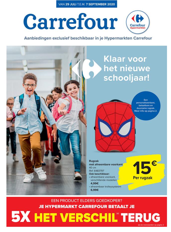 Carrefour folder van 29/07/2020 tot 03/08/2020 - Weekpromoties 31a