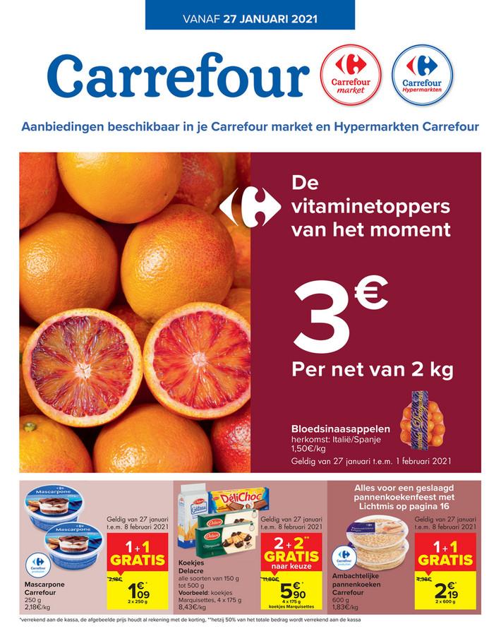 Carrefour folder van 27/01/2021 tot 01/02/2021 - Weekpromoties 4