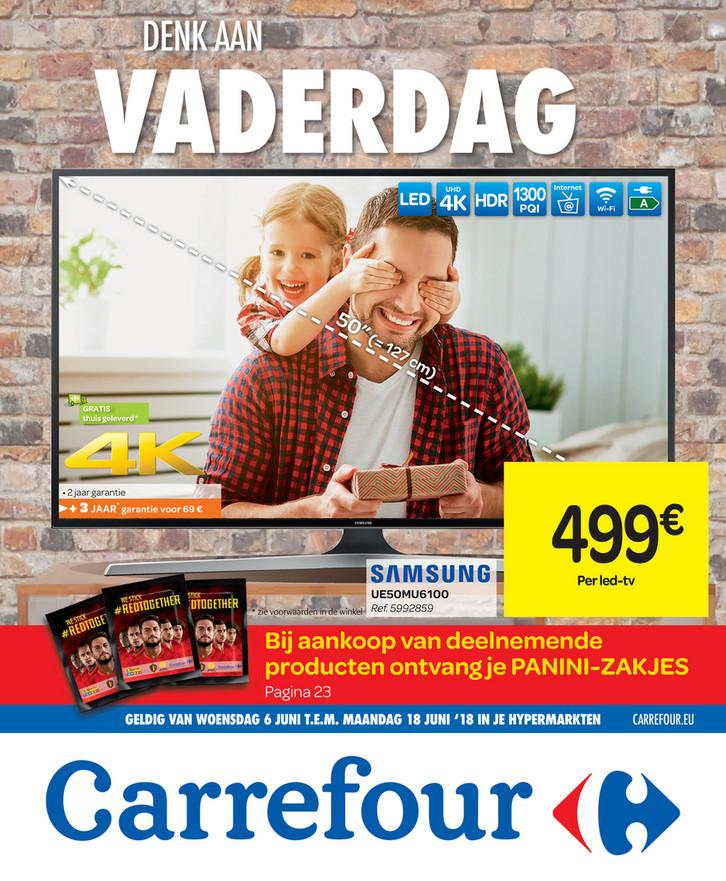 Carrefour folder van 06/06/2018 tot 18/06/2018 - Carrefour Hyper nl midden mei.pdf