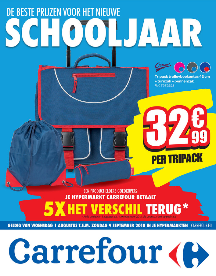 Carrefour folder van 01/08/2018 tot 13/08/2018 - Promoties van de week.pdf