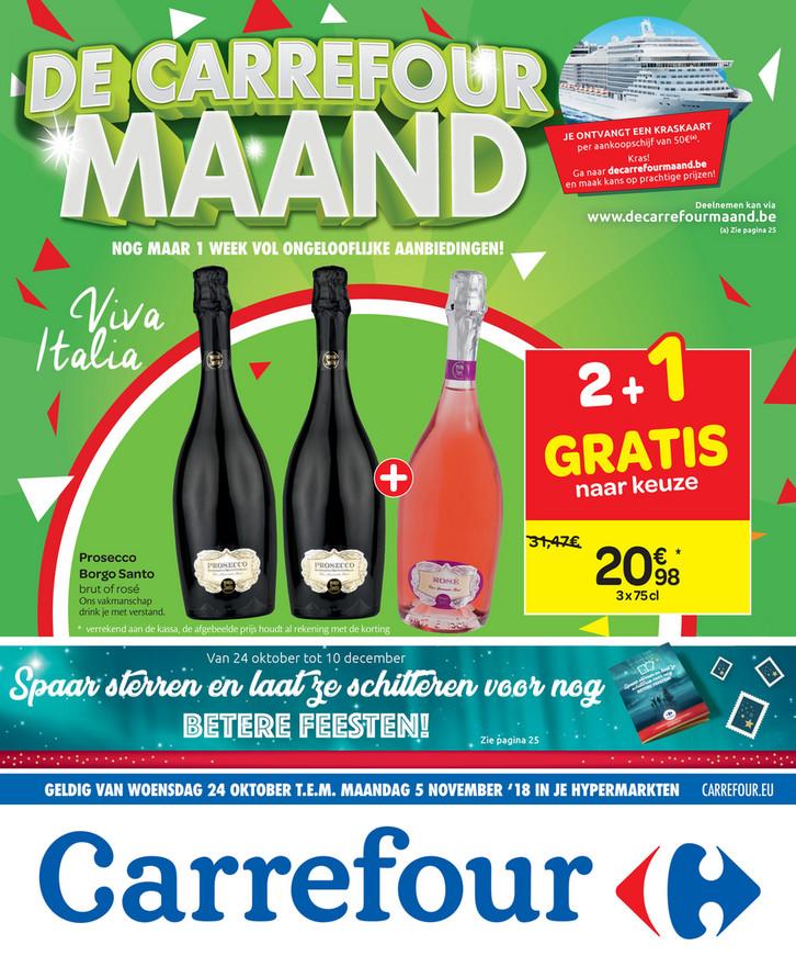 Carrefour folder van 24/10/2018 tot 05/11/2018 - Carrefour nl oktober.pdf