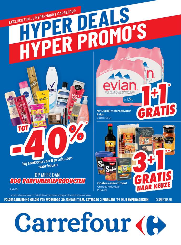 Carrefour folder van 20/02/2019 tot 04/03/2019 - Weekpromoties 8