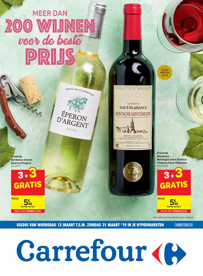 200 wijnen aan de beste prijs