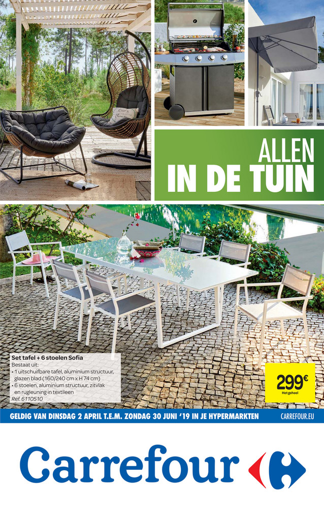 Carrefour folder van 10/04/2019 tot 30/06/2019 - Weekpromoties 15