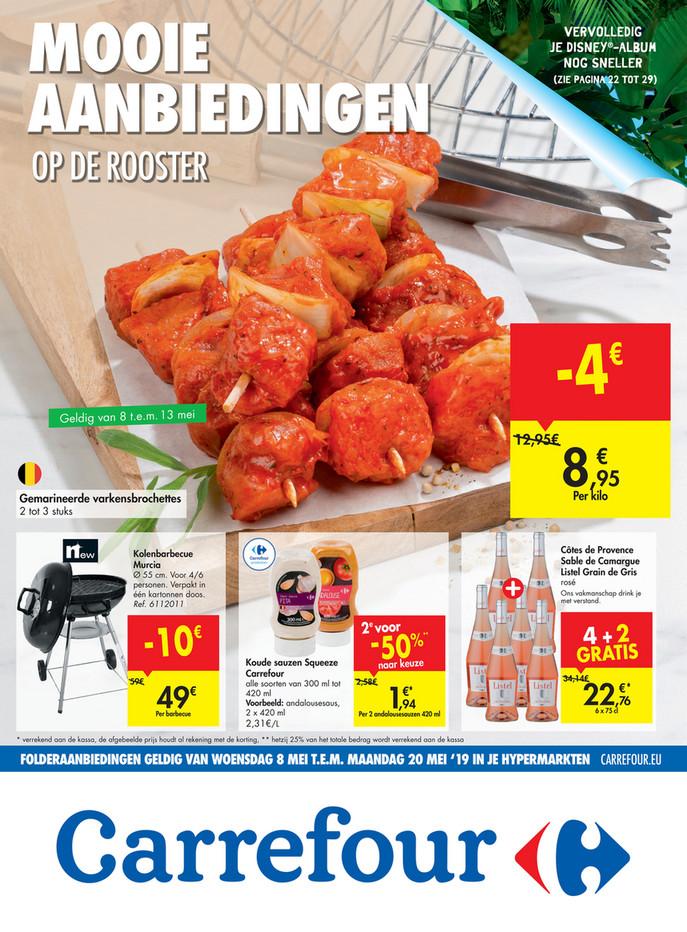 Carrefour folder van 08/05/2019 tot 20/05/2019 - Weekpromoties 19b