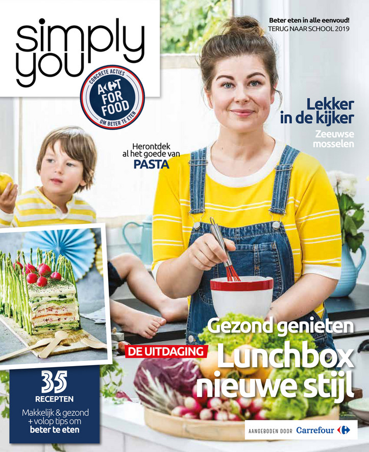 Carrefour folder van 20/08/2019 tot 31/12/2019 - Simply You