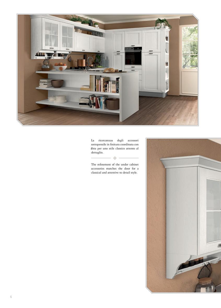 mobilificioarredil - Ala Cucine - Catalogo Rosy Romantic ...
