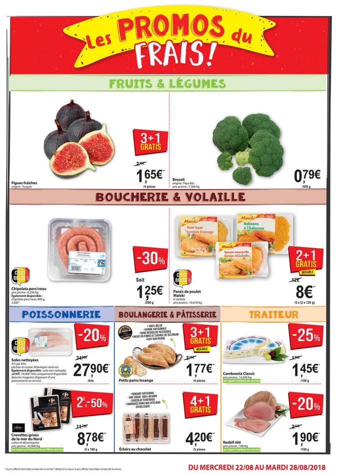 Folder Carrefour Market du 22/08/2018 au 28/08/2018 - Promotions de la semaine C Market.pdf