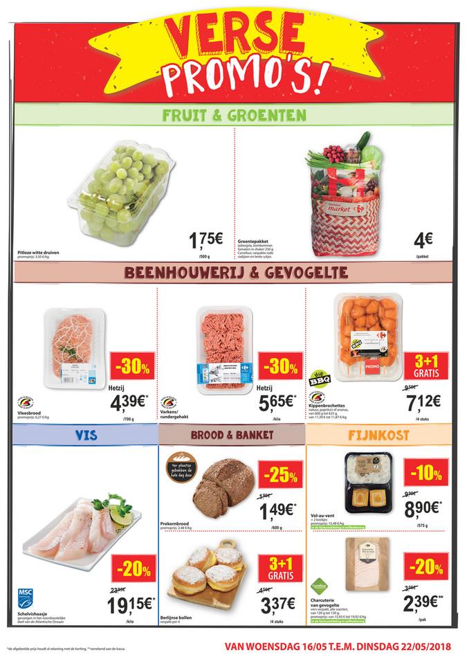 Carrefour Market folder van 16/05/2018 tot 22/05/2018 - Carrefour Market midden mei nieuw NL.pdf