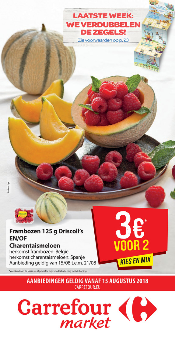 Carrefour Market folder van 15/08/2018 tot 26/08/2018 - Weekdeals.pdf