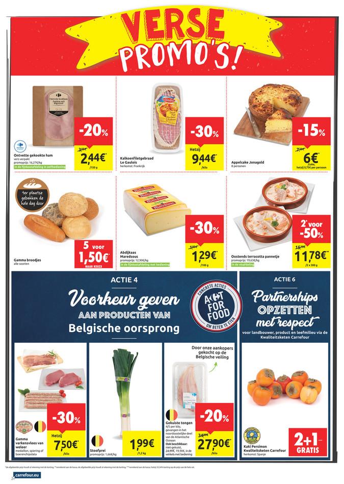 Carrefour Market folder van 09/01/2019 tot 15/01/2019 - weekpromoties 2
