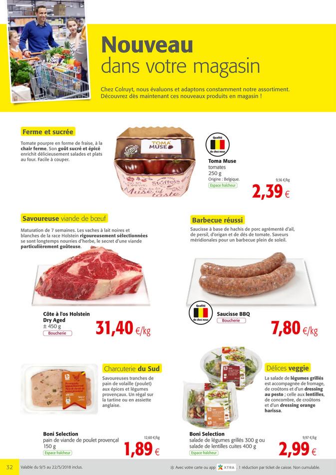 Folder Colruyt du 09/05/2018 au 22/05/2018 - Nieuwe_VI1018_FR.pdf