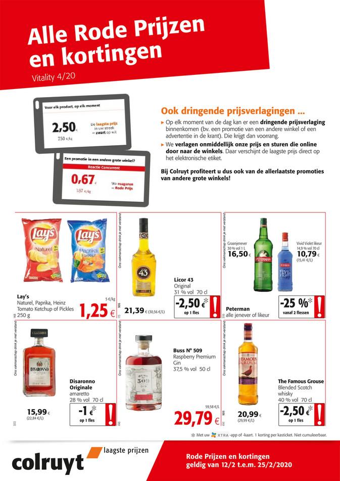 Rode prijzen 08, 09, 10
