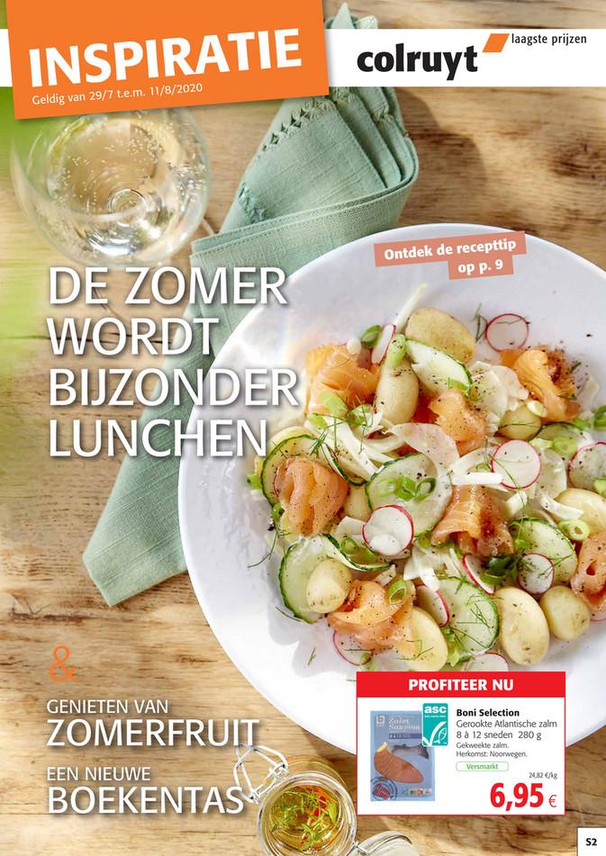Weekpromoties 32 lunch