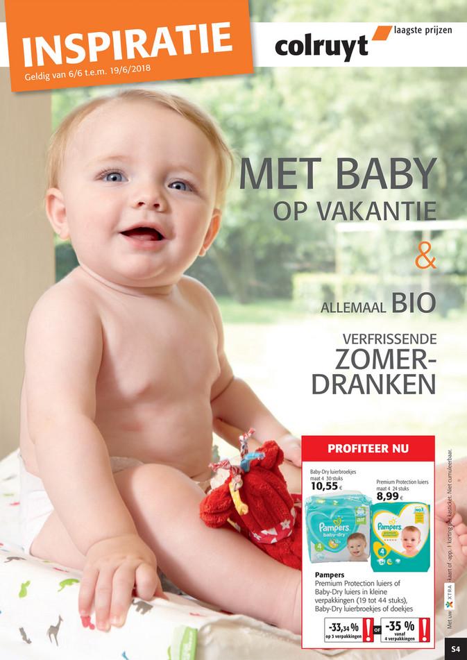 Colruyt folder van 06/06/2018 tot 19/06/2018 - NL_Baby_Zomerfolder.pdf