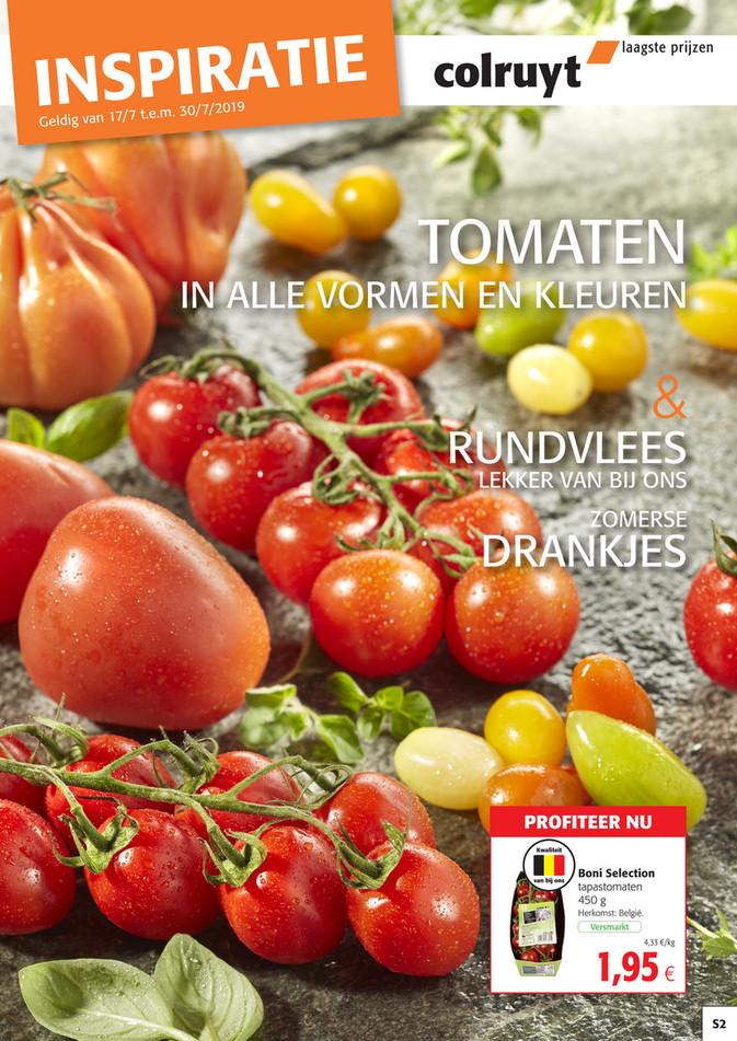 Katern tomaten