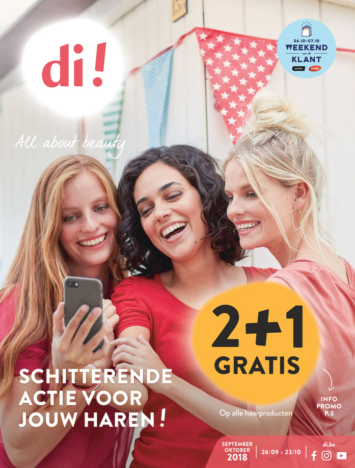 Di folder van 26/09/2018 tot 23/10/2018 - Weekpromoties 39